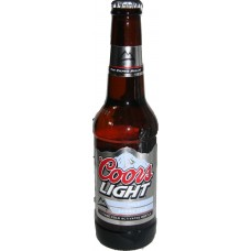 Coors Light Beer Bottle (24 x 330ml)