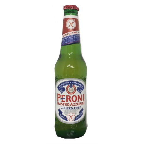 Gluten Free Peroni Beer 5.1% (24 x 33cl)