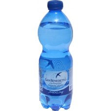 San Benedetto Sparkling Mineral Water (24 x 500ml) *Plastic*
