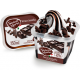 Italian *Stracciatella* Mini Portion Gelato (12 x 150ml)